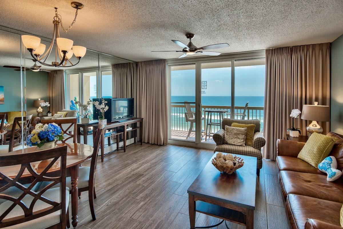 Condominum Destin Florida Airbnb Oceanfront