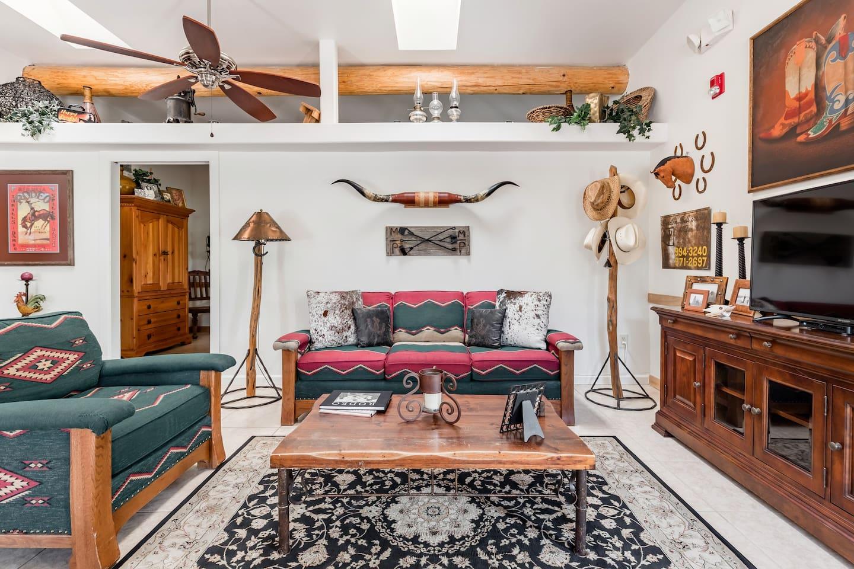 Cowboy Bunkhouse Unique Airbnb Scottsdale