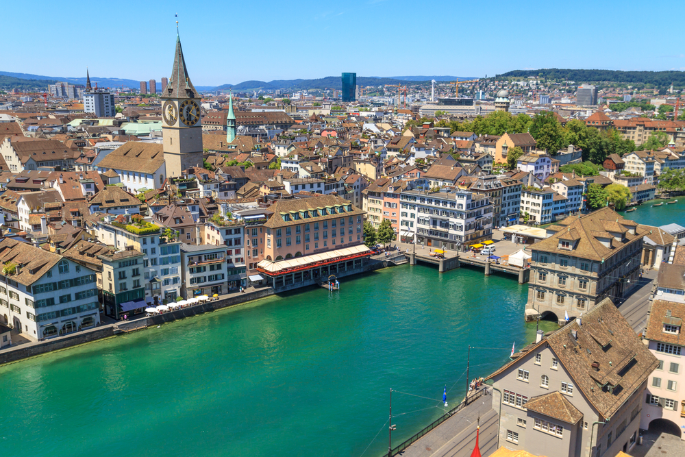 Family Switzerland Airbnb