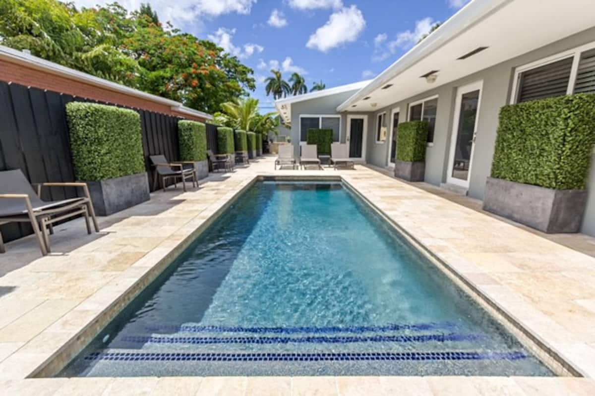 Fort Lauderdale Airbnb with Pool