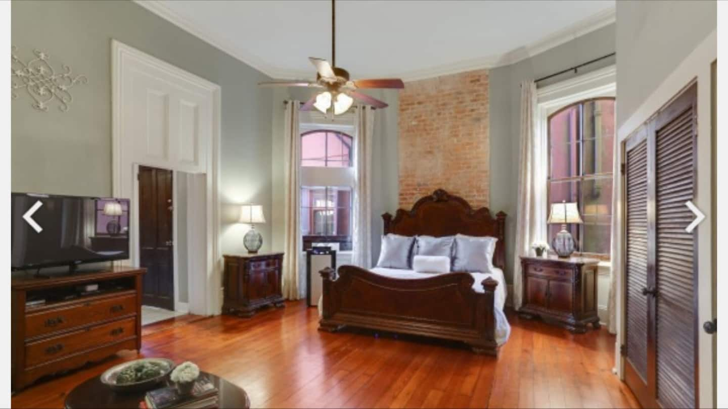French Quarter Airbnb New Orleans