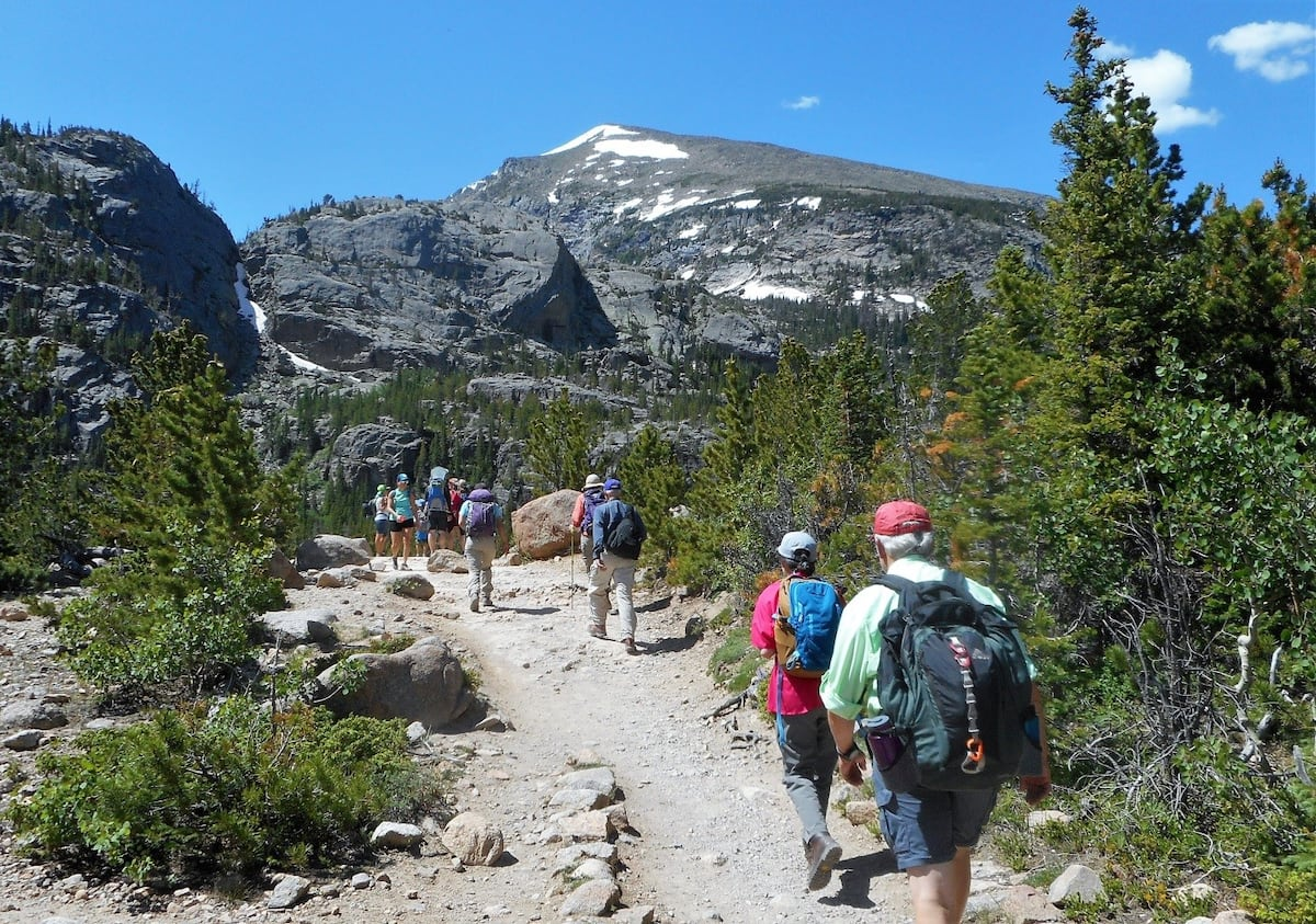 Geology Hike in Rocky Mountain National Park