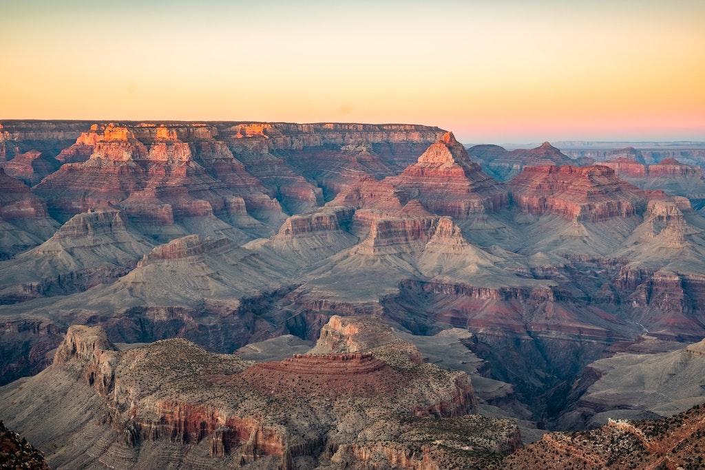 Glamping Grand Canyon