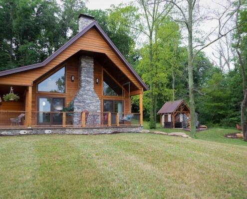 Glamping Ohio Cabins