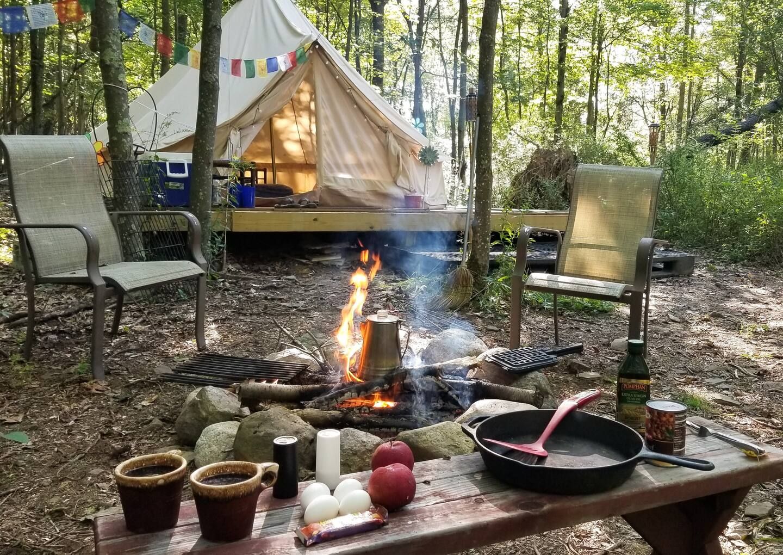 Glamping Tent New York
