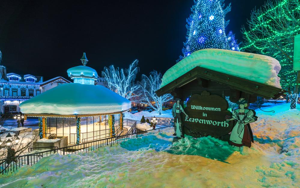 Group Airbnbs Leavenworth