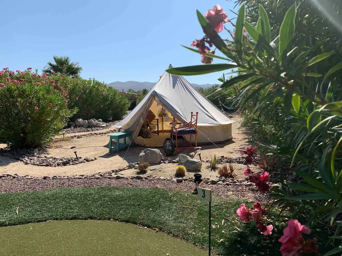 Group Glamping Southern California