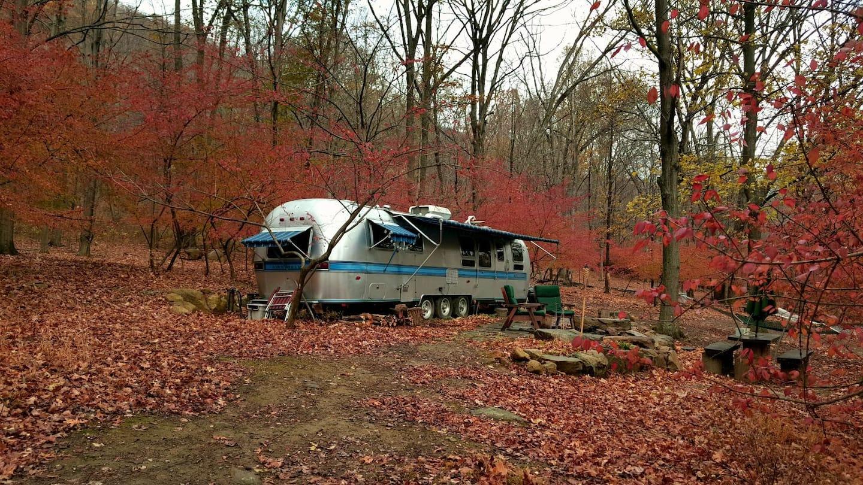 Hudson Highlands Base Camp - Airstream Glamping New York Airbnb
