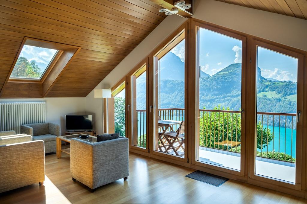 Lake Lucerne Vacation Rental in Switzerland