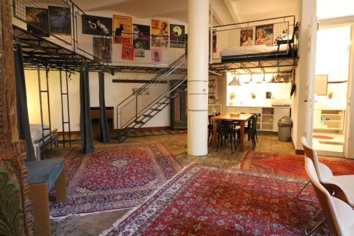 Loft Airbnb Berlin