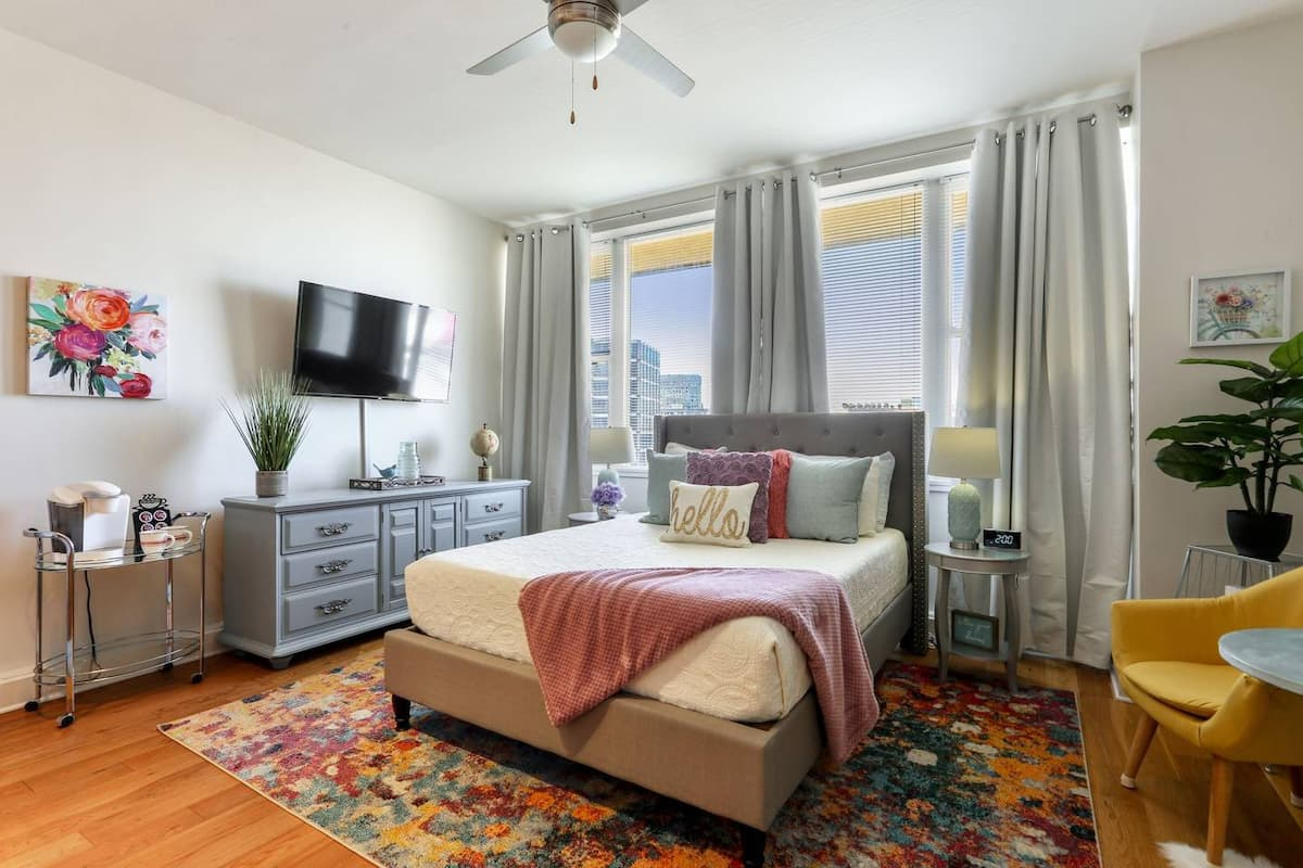 Luxury Airbnb New Orleans