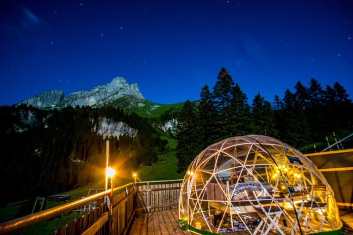 Luxury Airbnb Switzerland