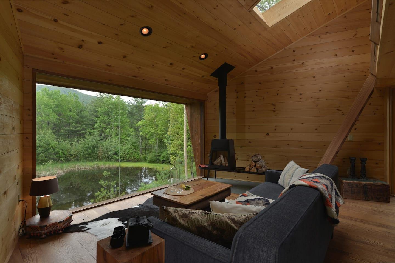 Luxury Glamping New York Tree House