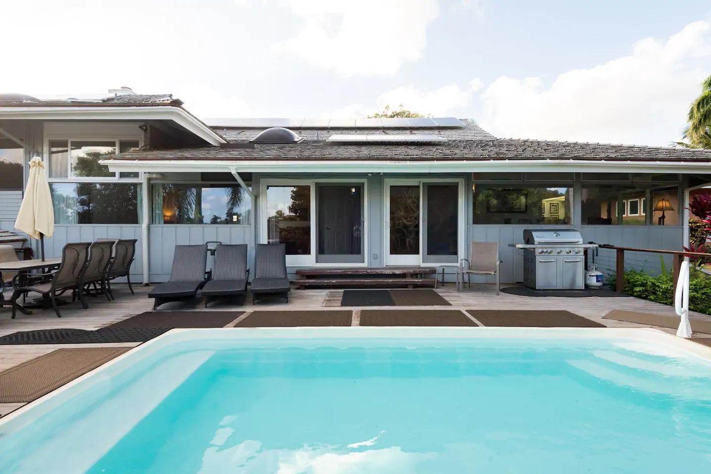 Luxury Kauai Airbnb