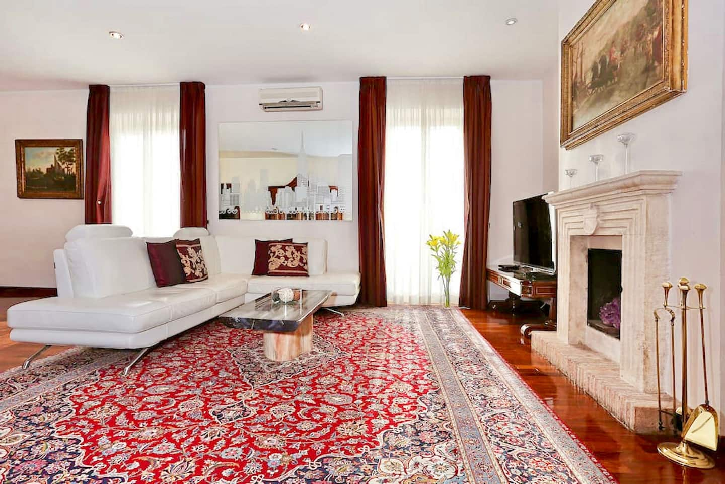 Luxury Penthouse Rome Airbnb