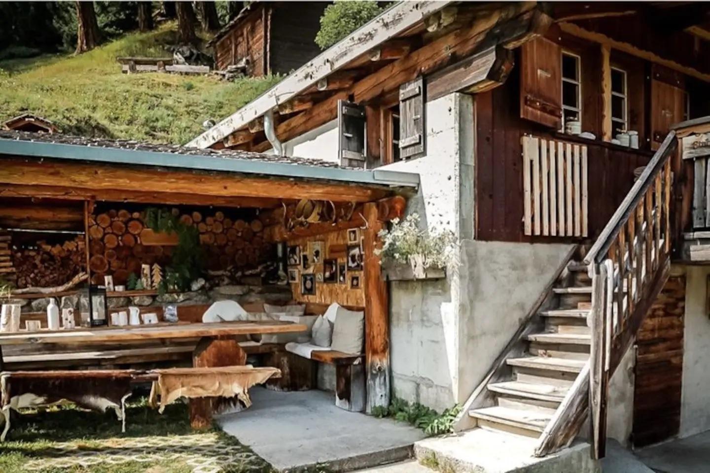 Luxury Switzerland Airbnb