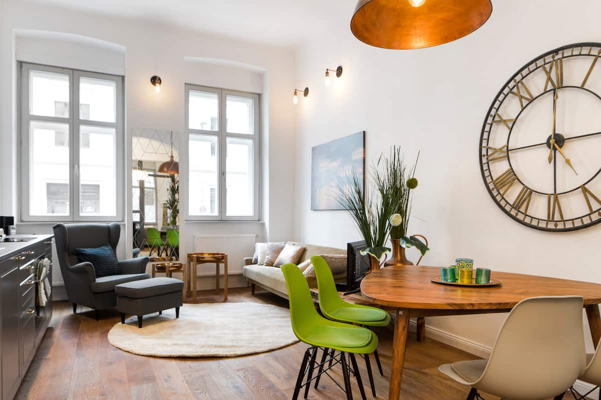 Mitte Berlin Airbnb