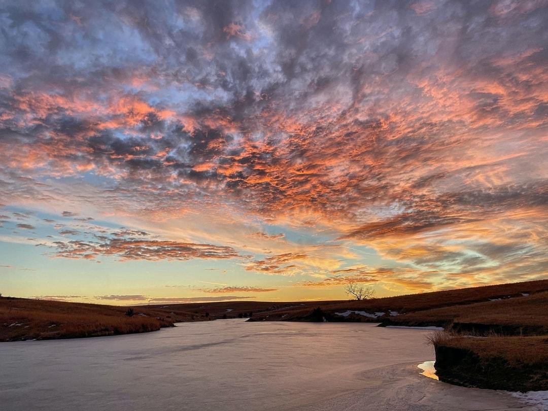 Nebraska-sky