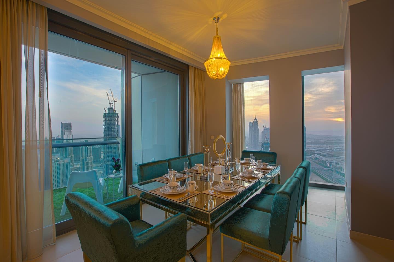 Penthouse Dubai Airbnb