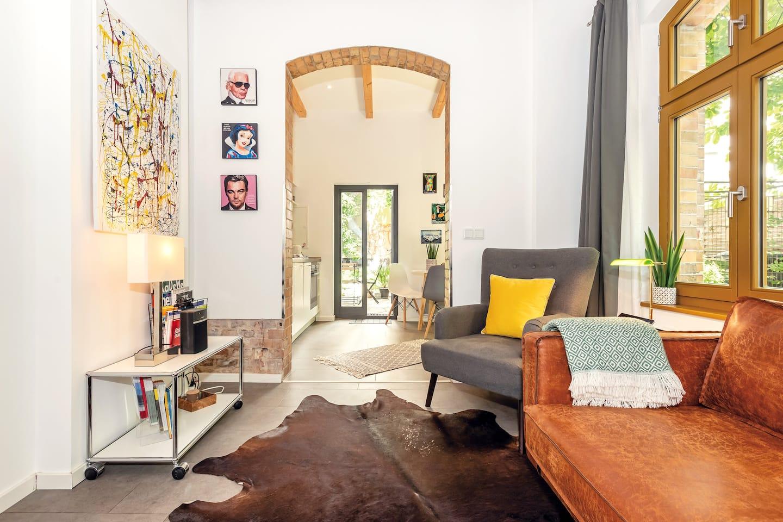 Romantic Airbnb Berlin