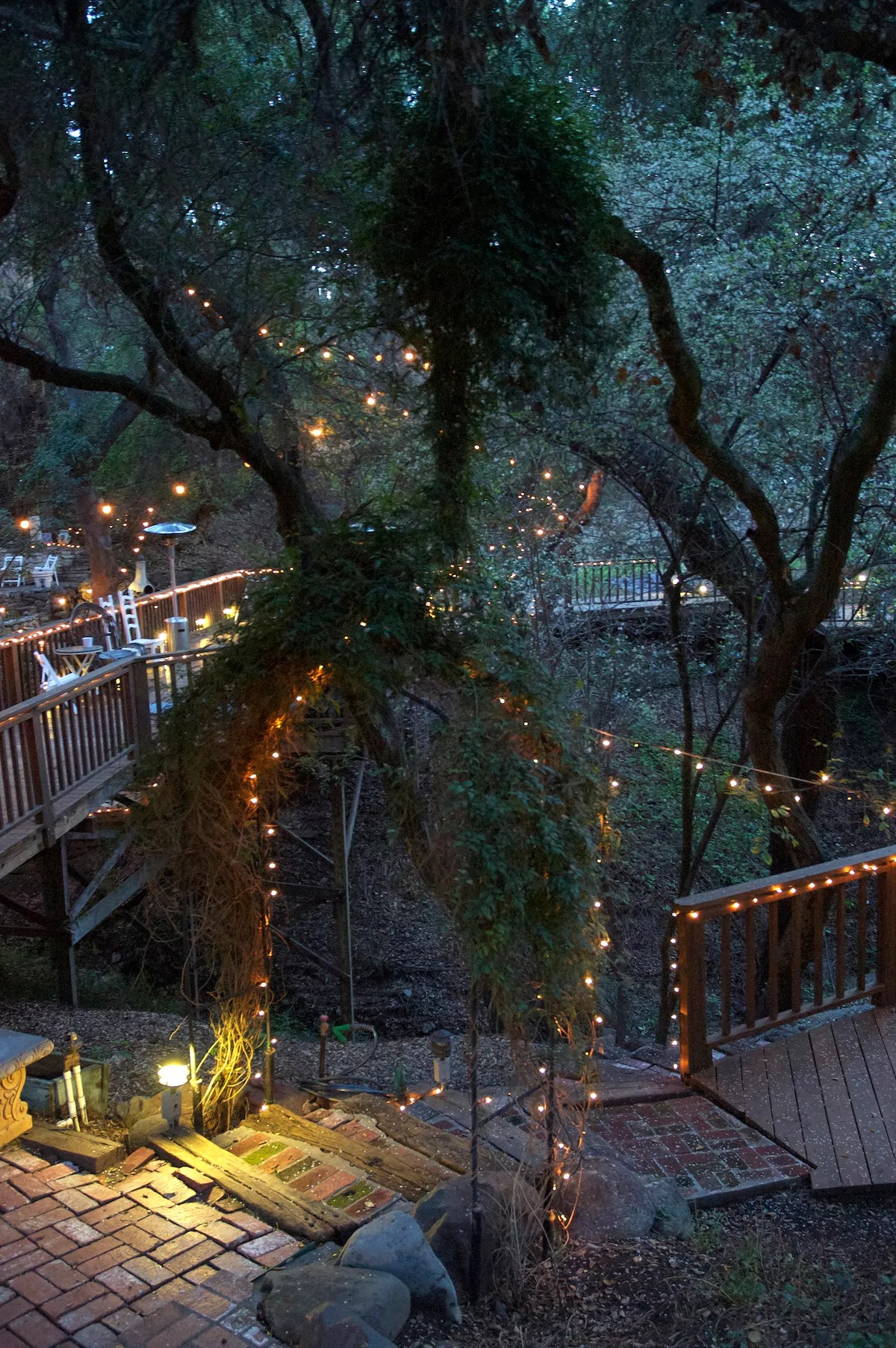 Romantic Glamping Southern California