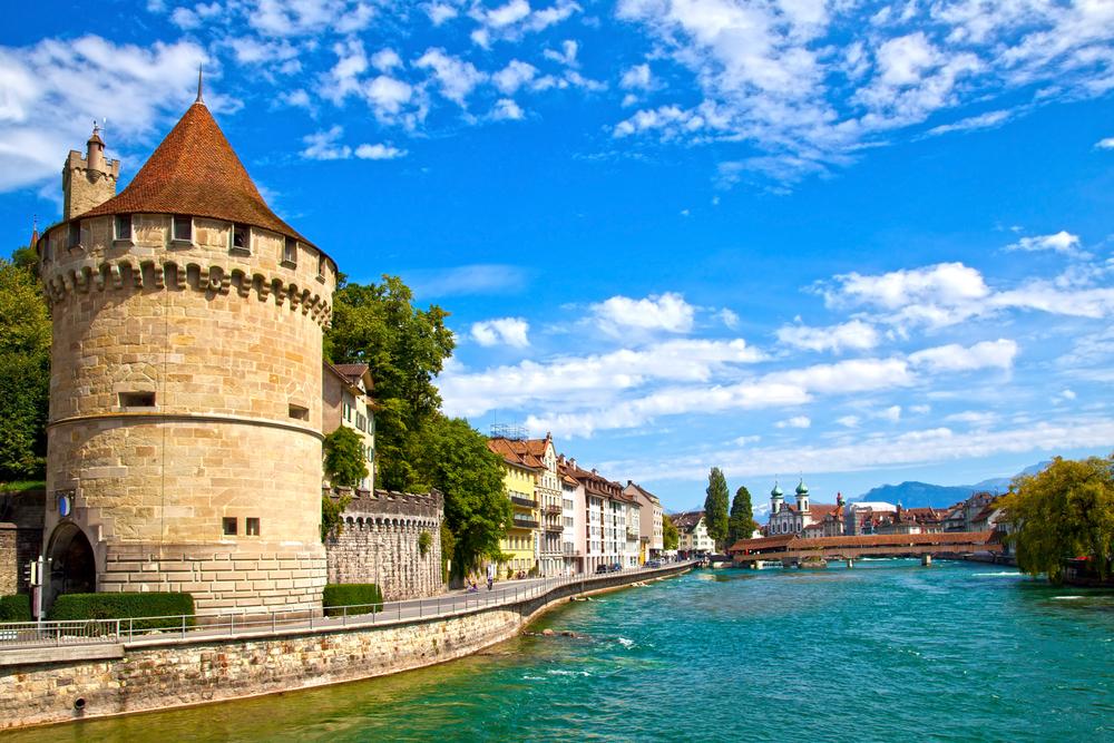 Romantic Switzerland Airbnb