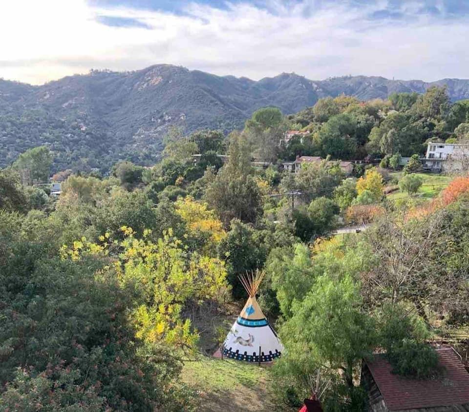 Southern California Couples Glamping