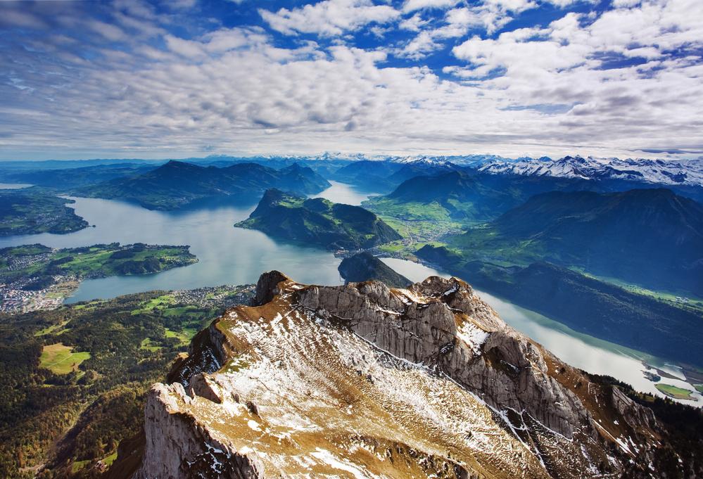Switzerland Couples Airbnb