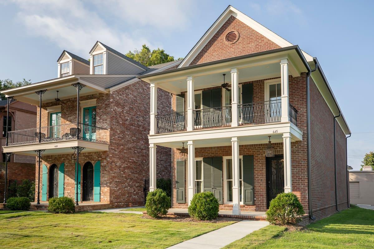 The Frances Grace House - Luxury Airbnb Memphis TN