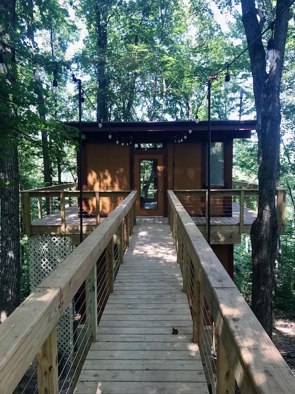 Treehouse Glamping Ohio