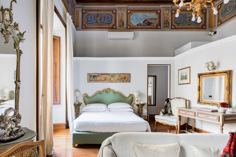 Unique Airbnb Rome Italy