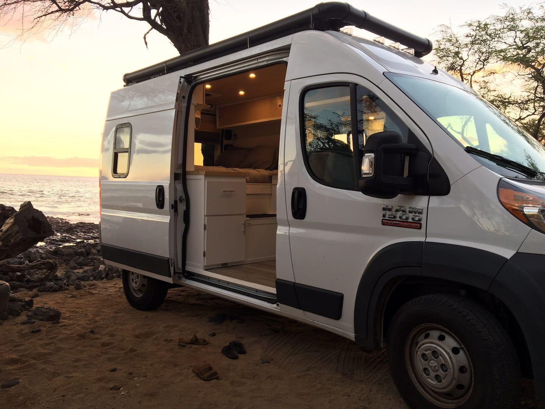 Unique Airbnb in Maui