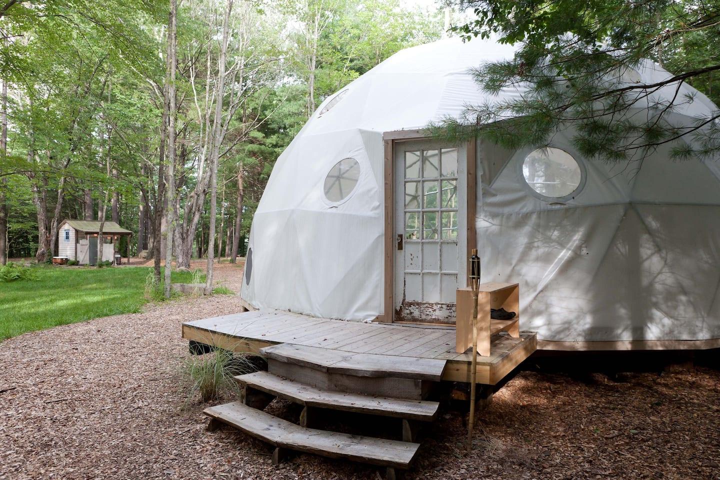 Dome Glamping New York