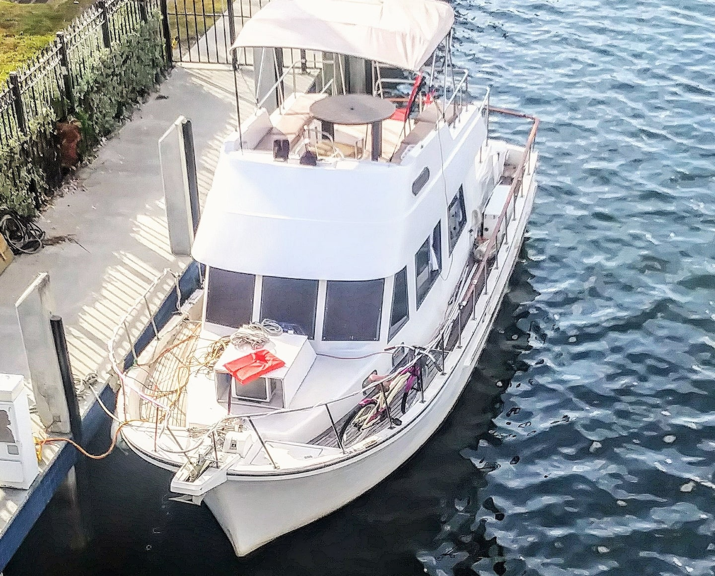 Unique Houseboat Airnbnb Fort Lauderdale
