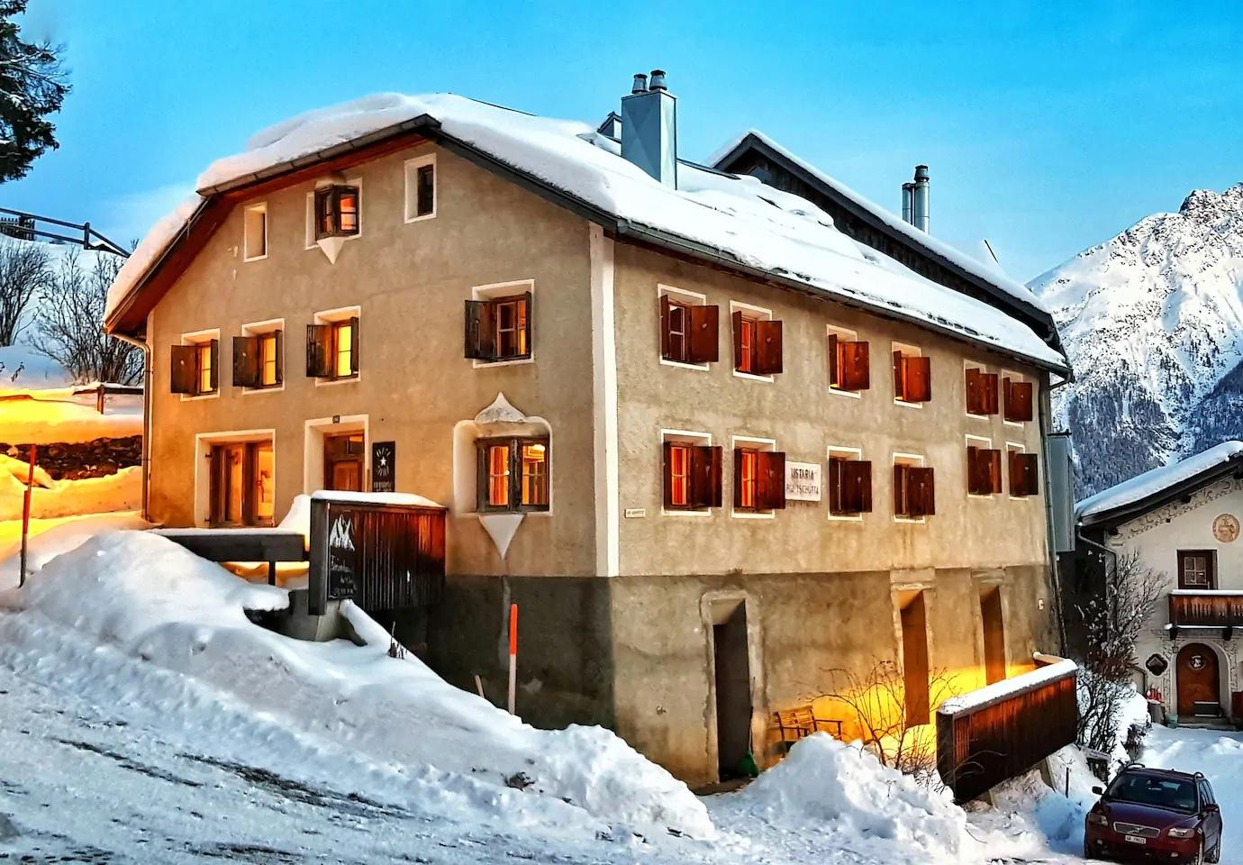 Unique Switzerland Airbnb