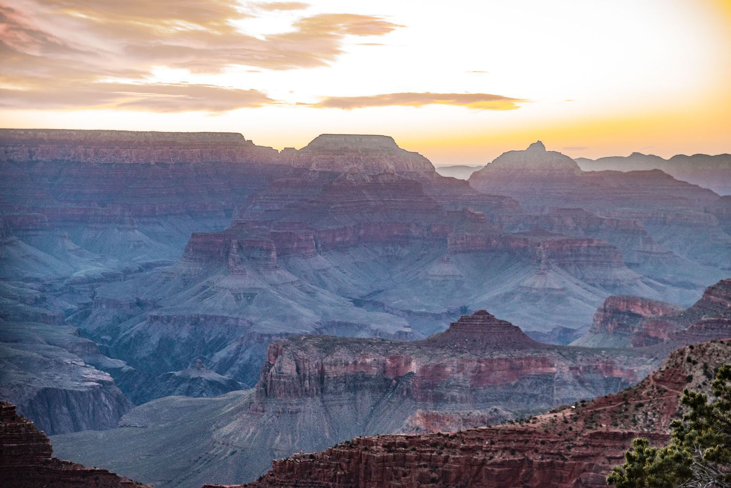 Where to go glamping grand canyon