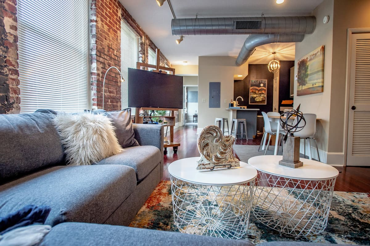 airbnb memphis downtown