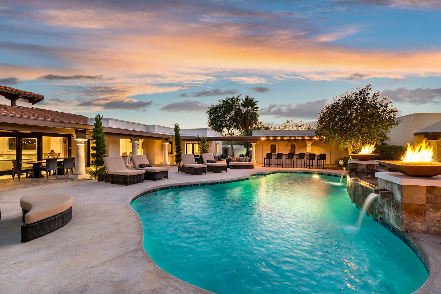 airbnb scottsdale with pool