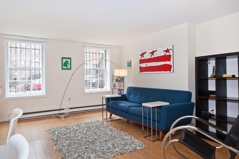 airbnb washington dc