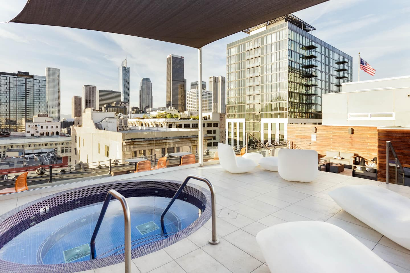 airbnb with pool los angeles