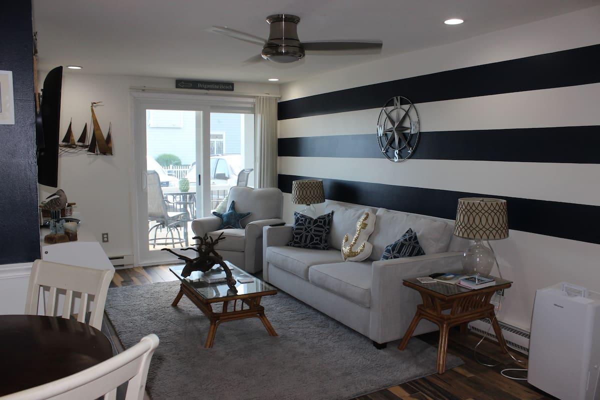 beach airbnb in atlantic city