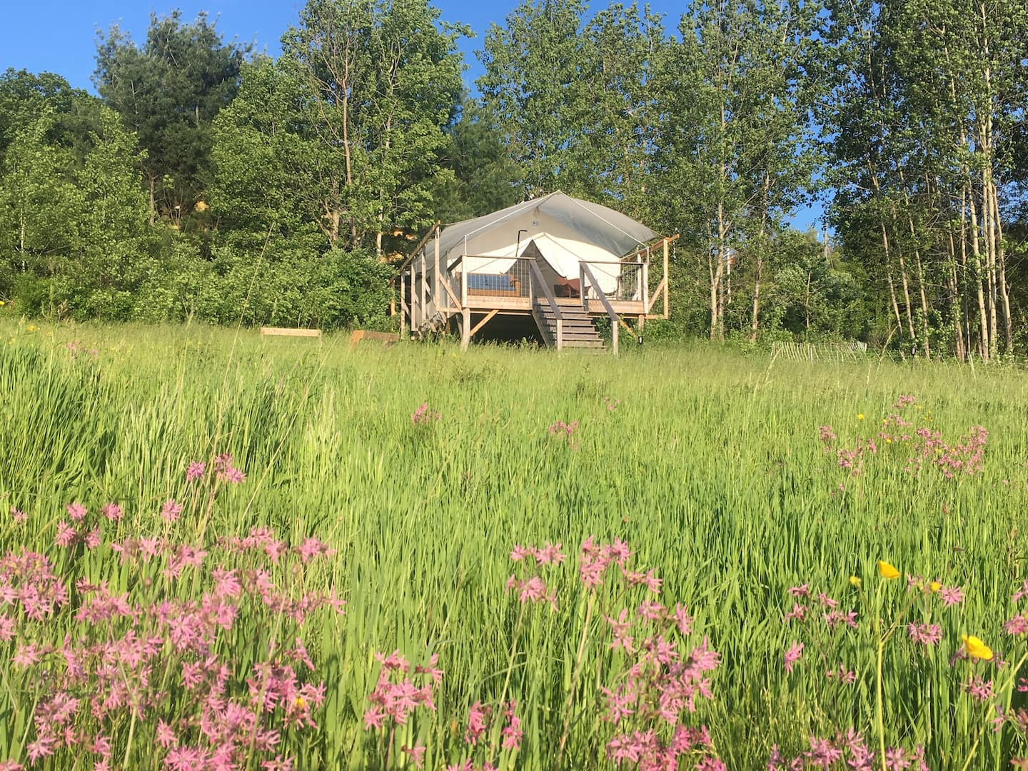 glamping airbnb new york