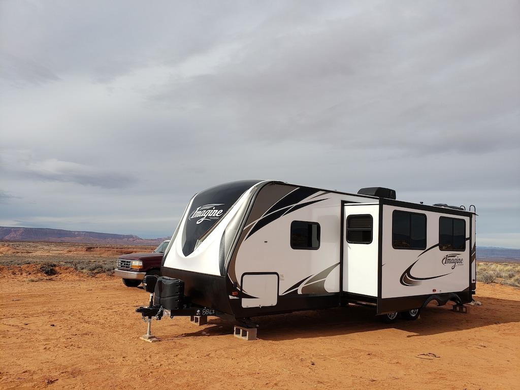 glamping grand canyon RV