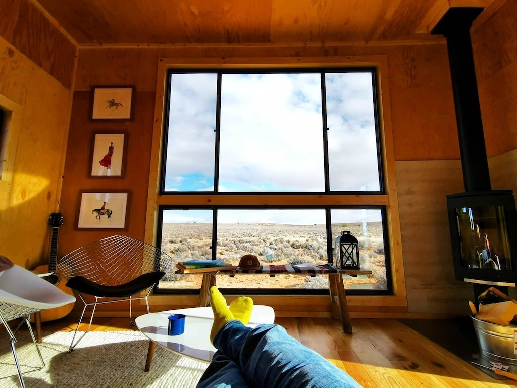 glamping in the high desert grand canyon