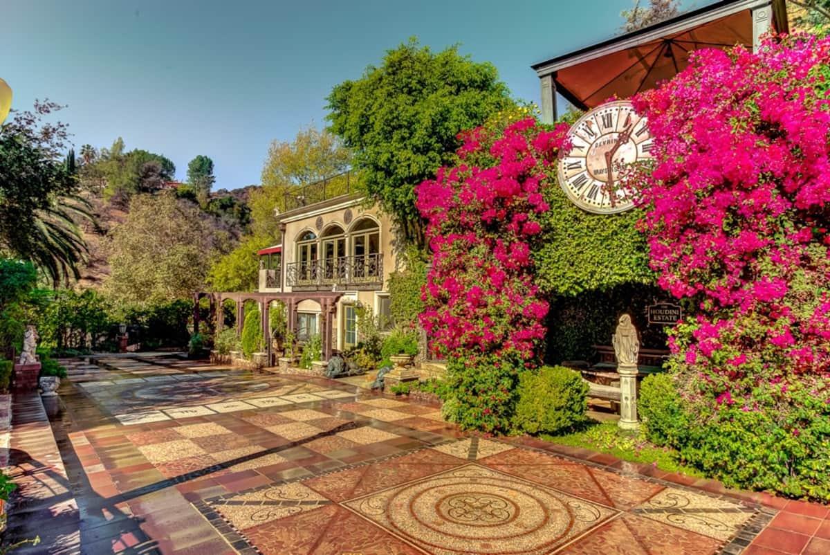 houdini estate airbnb los angeles