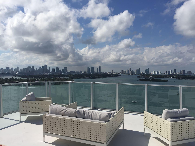 luxury airbnb miami