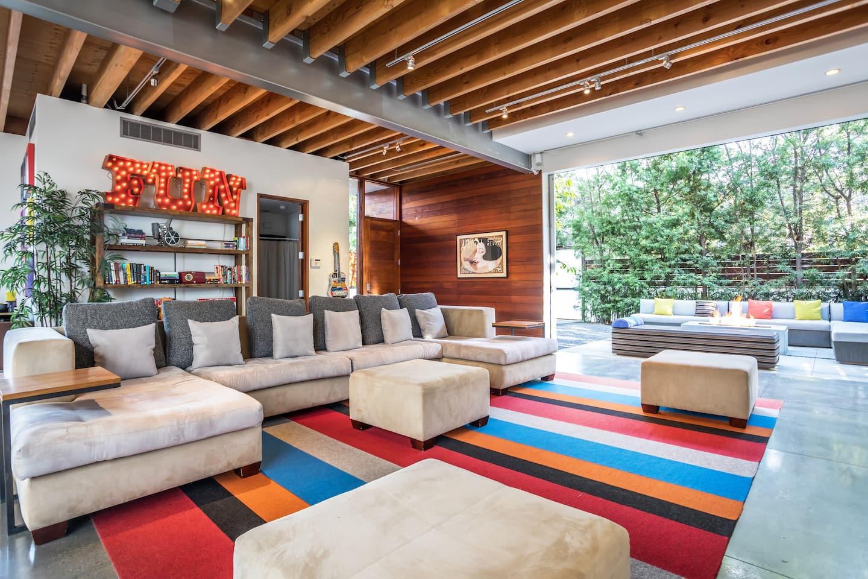 luxury beachfront airbnb los angeles