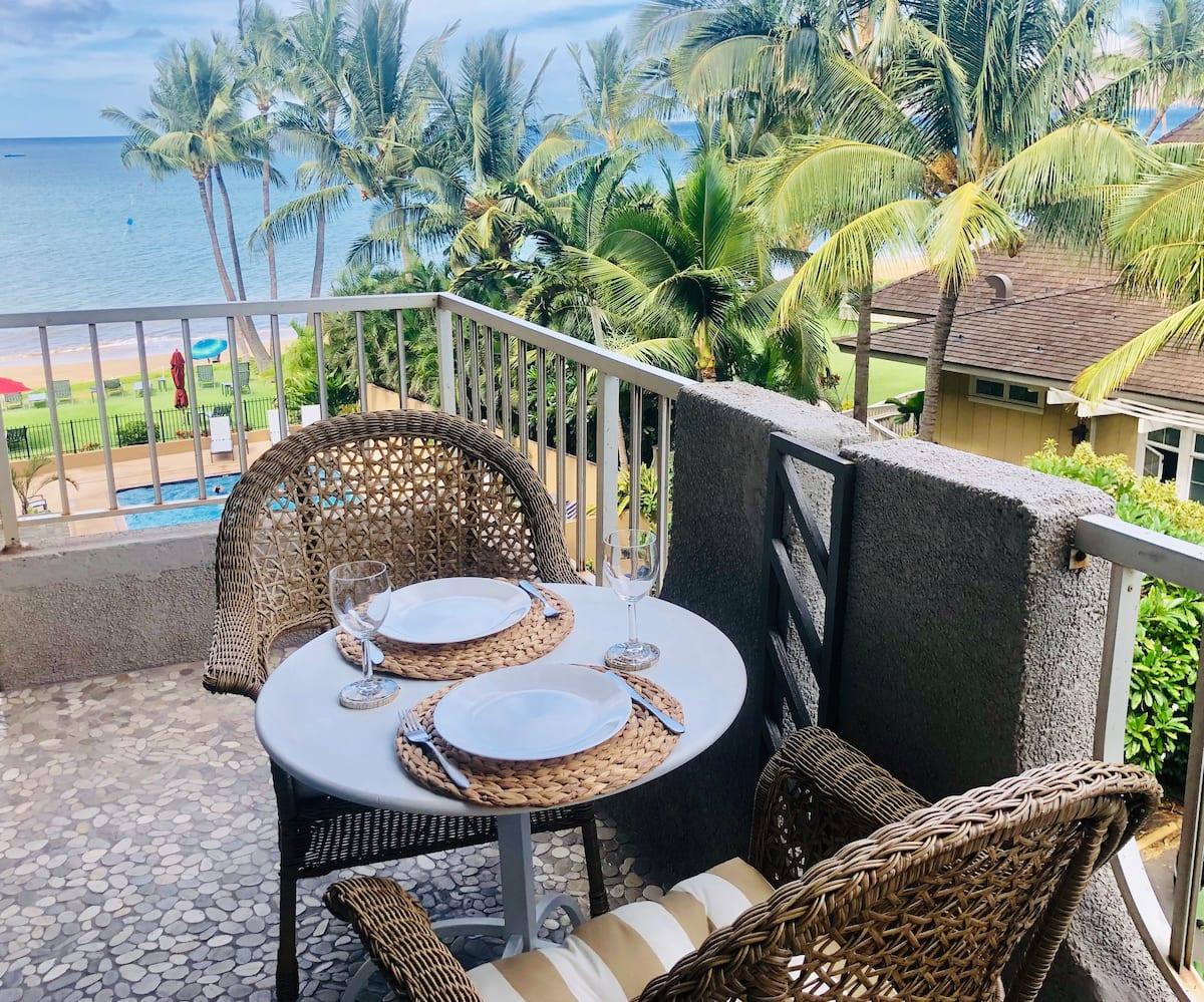 maui airbnb beach 2021