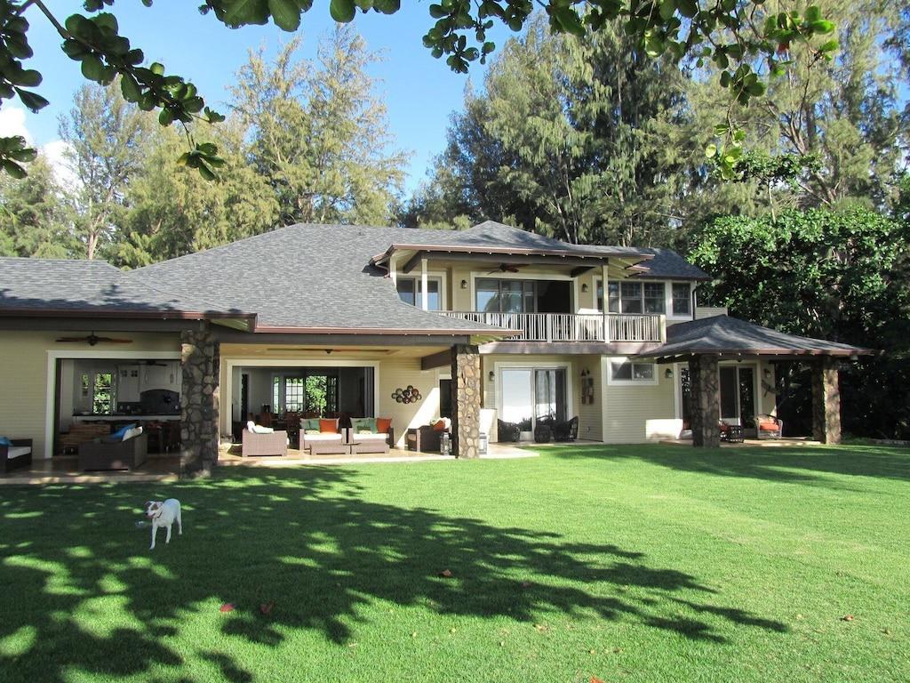 oahu honolulu hawaii beachfront luxury home