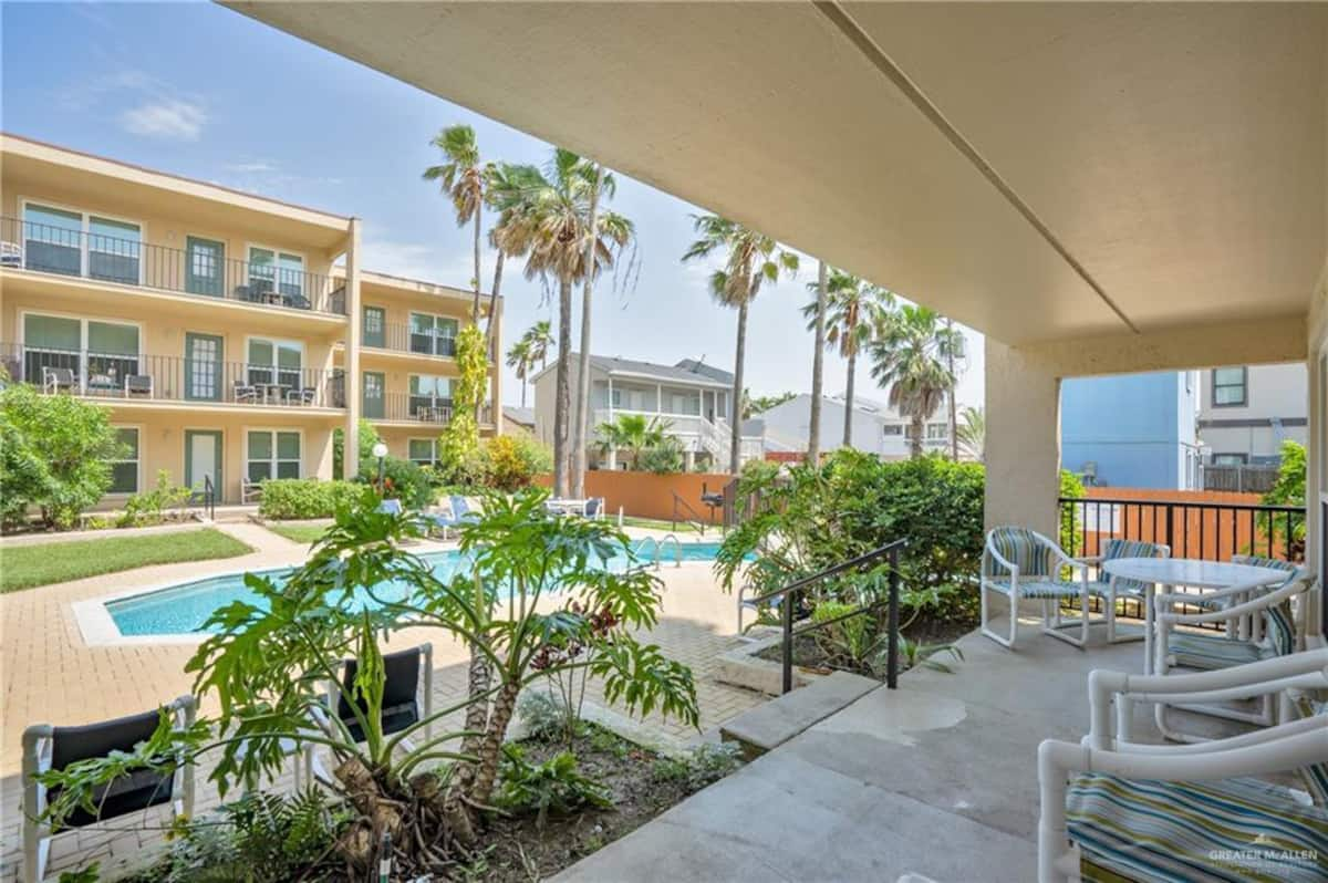 south padre island airbnb with pool